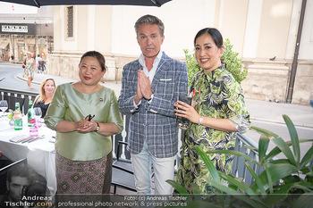Thai Select - Restaurand Patara - Mi 23.06.2021 - Morakot SRISWASDI, Alfons HAIDER, Onanood PHADOONGVITHEE24