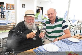 Hilfe im eigenen Land Charity - Brandlhof, Radlbrunn Nö - Do 24.06.2021 - Hermann NITSCH, Erwin PRÖLL1