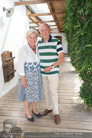 Hilfe im eigenen Land Charity - Brandlhof, Radlbrunn Nö - Do 24.06.2021 - Erwin und Elisabeth Sissi PRÖLL3