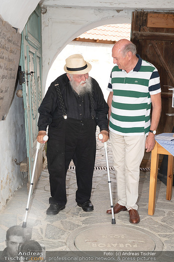 Hilfe im eigenen Land Charity - Brandlhof, Radlbrunn Nö - Do 24.06.2021 - Hermann NITSCH, Erwin PRÖLL9