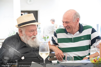 Hilfe im eigenen Land Charity - Brandlhof, Radlbrunn Nö - Do 24.06.2021 - Hermann NITSCH, Erwin PRÖLL13