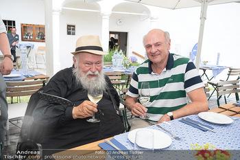 Hilfe im eigenen Land Charity - Brandlhof, Radlbrunn Nö - Do 24.06.2021 - Hermann NITSCH, Erwin PRÖLL17