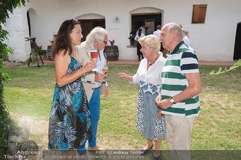 Hilfe im eigenen Land Charity - Brandlhof, Radlbrunn Nö - Do 24.06.2021 - Michael SCHOTTENBERG mit Freundin Claire, Erwin und Sissi PRÖLL25