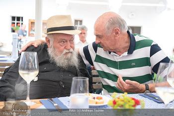 Hilfe im eigenen Land Charity - Brandlhof, Radlbrunn Nö - Do 24.06.2021 - Hermann NITSCH, Erwin PRÖLL31
