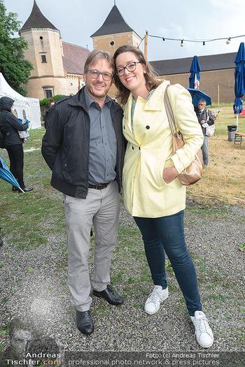 Sommernachtskomödie - Unwetter - Rosenburg, Niederösterreich - Do 24.06.2021 - Serge FALCK mit Susanne64