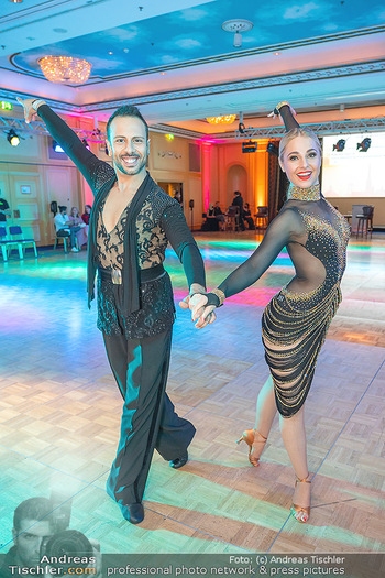 Silvia Schneider ist Tanz-Staatsmeisterin - Hotel InterContinental - Sa 26.06.2021 - Silvia SCHNEIDER, Danilo CAMPISI5
