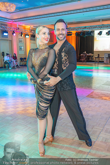 Silvia Schneider ist Tanz-Staatsmeisterin - Hotel InterContinental - Sa 26.06.2021 - Silvia SCHNEIDER, Danilo CAMPISI6