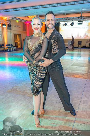 Silvia Schneider ist Tanz-Staatsmeisterin - Hotel InterContinental - Sa 26.06.2021 - Silvia SCHNEIDER, Danilo CAMPISI7