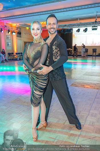 Silvia Schneider ist Tanz-Staatsmeisterin - Hotel InterContinental - Sa 26.06.2021 - Silvia SCHNEIDER, Danilo CAMPISI8