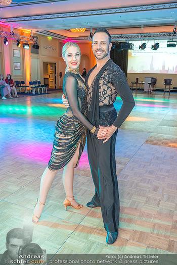 Silvia Schneider ist Tanz-Staatsmeisterin - Hotel InterContinental - Sa 26.06.2021 - Silvia SCHNEIDER, Danilo CAMPISI9