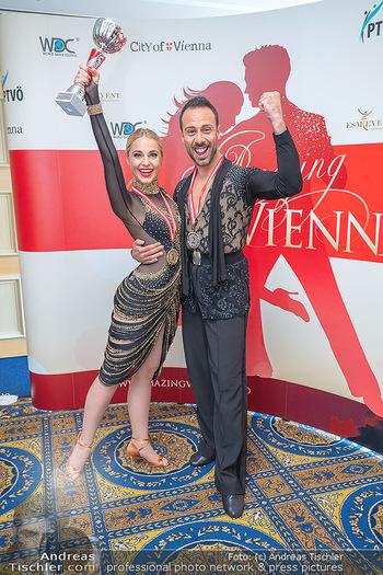 Silvia Schneider ist Tanz-Staatsmeisterin - Hotel InterContinental - Sa 26.06.2021 - Silvia SCHNEIDER, Danilo CAMPISI12