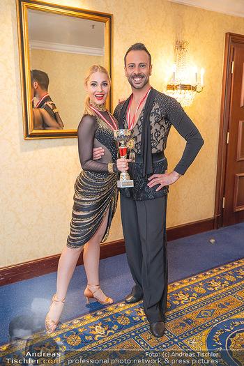 Silvia Schneider ist Tanz-Staatsmeisterin - Hotel InterContinental - Sa 26.06.2021 - Silvia SCHNEIDER, Danilo CAMPISI13