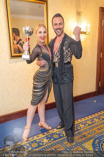 Silvia Schneider ist Tanz-Staatsmeisterin - Hotel InterContinental - Sa 26.06.2021 - Silvia SCHNEIDER, Danilo CAMPISI14