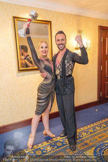 Silvia Schneider ist Tanz-Staatsmeisterin - Hotel InterContinental - Sa 26.06.2021 - Silvia SCHNEIDER, Danilo CAMPISI15