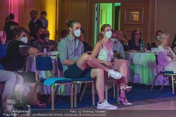 Silvia Schneider ist Tanz-Staatsmeisterin - Hotel InterContinental - Sa 26.06.2021 - Freundin Sonja von Danilo und Anhang, Fans Team Campisi34