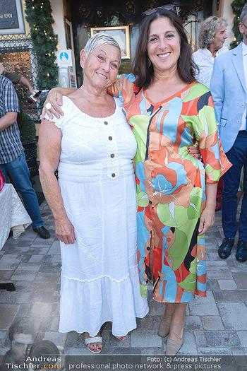 Geburtstag Birgit Sarata - Marchfelderhof - Mo 28.06.2021 - Jazz GITTI mit Tochter Shlomit BUTBUL10