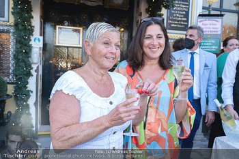 Geburtstag Birgit Sarata - Marchfelderhof - Mo 28.06.2021 - Jazz GITTI mit Tochter Shlomit BUTBUL11