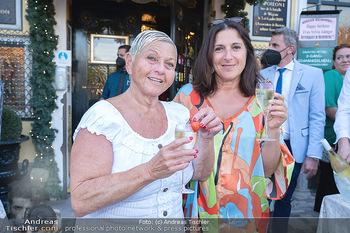 Geburtstag Birgit Sarata - Marchfelderhof - Mo 28.06.2021 - Jazz GITTI mit Tochter Shlomit BUTBUL12