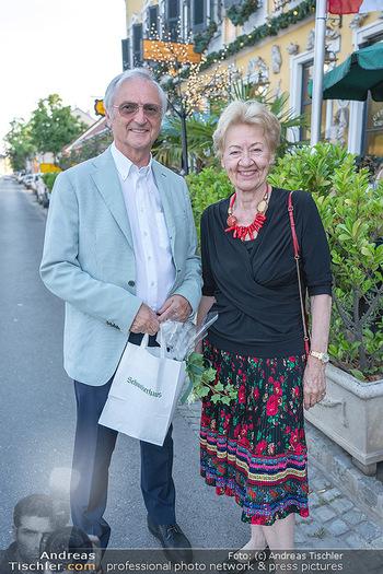 Geburtstag Birgit Sarata - Marchfelderhof - Mo 28.06.2021 - Karl und Johanna KOLARIK16