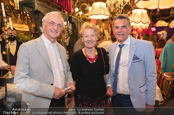 Geburtstag Birgit Sarata - Marchfelderhof - Mo 28.06.2021 - Karl und Johanna KOLARIK, Peter GROSSMANN33