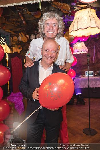 Geburtstag Birgit Sarata - Marchfelderhof - Mo 28.06.2021 - Andy LEE LANG, Tony REI34