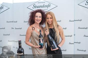 Christina Lunger Geburtstag - Strandcafe alte Donau, Wien - Di 29.06.2021 - Christina LUGNER, Yvonne RUEFF25
