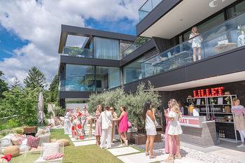Lillet Les Ateliers Brunch - Privatvilla, Wien - Do 01.07.2021 - Sommerfest Sommerparty auf Terrasse, Luxusvilla über Wien76