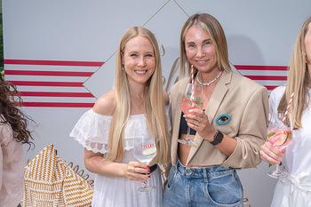 Lillet Les Ateliers Brunch - Privatvilla, Wien - Do 01.07.2021 - Nina HAIDINGER, Karin TEIGL116