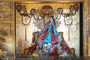 Turandot Probenfotos - Steinbruch St. Margarethen, Burgenland - Fr 02.07.2021 - Martina SERAFIN, Bühnenfotos, Probenfoto, Oper Turandot 202111