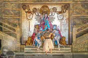 Turandot Probenfotos - Steinbruch St. Margarethen, Burgenland - Fr 02.07.2021 - Martina SERAFIN, Bühnenfotos, Probenfoto, Oper Turandot 202113