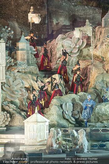 Turandot Probenfotos - Steinbruch St. Margarethen, Burgenland - Fr 02.07.2021 - Bühnenfotos, Probenfoto, Oper Turandot 202115
