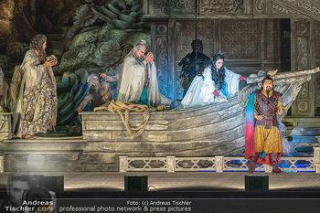 Turandot Probenfotos - Steinbruch St. Margarethen, Burgenland - Fr 02.07.2021 - Bühnenfotos, Probenfoto, Oper Turandot 202117