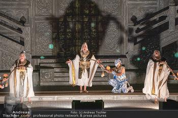 Turandot Probenfotos - Steinbruch St. Margarethen, Burgenland - Fr 02.07.2021 - Bühnenfotos, Probenfoto, Oper Turandot 202124