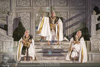 Turandot Probenfotos - Steinbruch St. Margarethen, Burgenland - Fr 02.07.2021 - Bühnenfotos, Probenfoto, Oper Turandot 202125