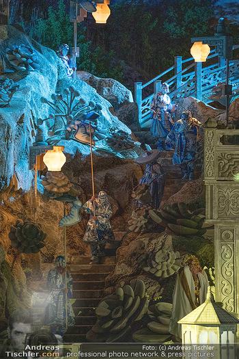 Turandot Probenfotos - Steinbruch St. Margarethen, Burgenland - Fr 02.07.2021 - Bühnenfotos, Probenfoto, Oper Turandot 202126