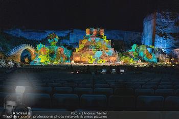 Turandot Probenfotos - Steinbruch St. Margarethen, Burgenland - Fr 02.07.2021 - Bühnenfotos, Probenfoto, Oper Turandot 202127