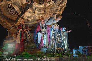 Turandot Probenfotos - Steinbruch St. Margarethen, Burgenland - Fr 02.07.2021 - Bühnenfotos, Probenfoto, Oper Turandot 202128