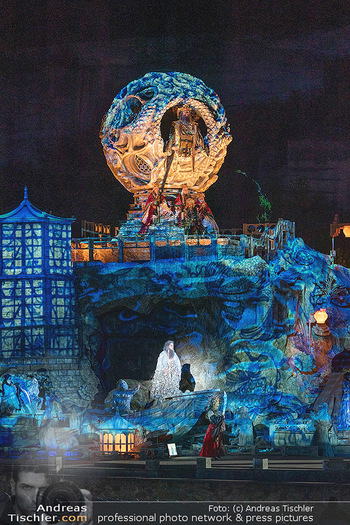 Turandot Probenfotos - Steinbruch St. Margarethen, Burgenland - Fr 02.07.2021 - Bühnenfotos, Probenfoto, Oper Turandot 202129