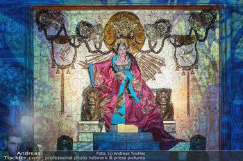Turandot Probenfotos - Steinbruch St. Margarethen, Burgenland - Fr 02.07.2021 - Martina SERAFIN, Bühnenfotos, Probenfoto, Oper Turandot 202130