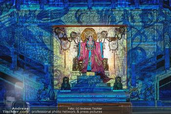 Turandot Probenfotos - Steinbruch St. Margarethen, Burgenland - Fr 02.07.2021 - Martina SERAFIN, Bühnenfotos, Probenfoto, Oper Turandot 202131