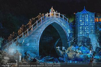 Turandot Probenfotos - Steinbruch St. Margarethen, Burgenland - Fr 02.07.2021 - Bühnenfotos, Probenfoto, Oper Turandot 202132