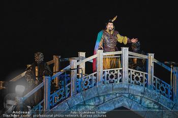 Turandot Probenfotos - Steinbruch St. Margarethen, Burgenland - Fr 02.07.2021 - Bühnenfotos, Probenfoto, Oper Turandot 202133