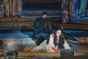 Turandot Probenfotos - Steinbruch St. Margarethen, Burgenland - Fr 02.07.2021 - Bühnenfotos, Probenfoto, Oper Turandot 202141