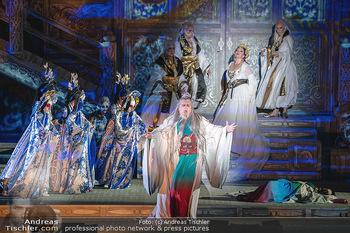 Turandot Probenfotos - Steinbruch St. Margarethen, Burgenland - Fr 02.07.2021 - Bühnenfotos, Probenfoto, Oper Turandot 202142