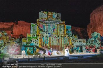 Turandot Probenfotos - Steinbruch St. Margarethen, Burgenland - Fr 02.07.2021 - Bühnenfotos, Probenfoto, Oper Turandot 202144