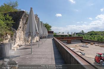 Bühne Turandot - Steinbruch St. Margarethen, Burgenland - Sa 03.07.2021 - Fotos vom Bühnenbild Turandot Oper im Steinbruch67