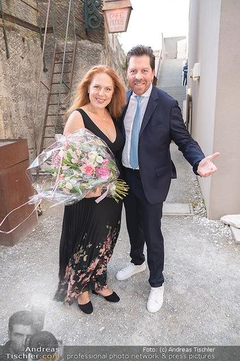 Premiere Turandot - Steinbruch St. Margarethen, Burgenland - Mi 14.07.2021 - Martina SERAFIN, Daniel SERAFIN (Geschister, Bruder, Schwester)10