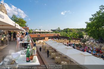 Premiere Turandot - Steinbruch St. Margarethen, Burgenland - Mi 14.07.2021 - Opernlounge (VIP Empfangsbereich)16
