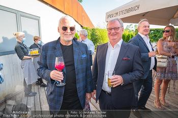 Premiere Turandot - Steinbruch St. Margarethen, Burgenland - Mi 14.07.2021 - Wolfgang ROSAM, Karl WESSELY32