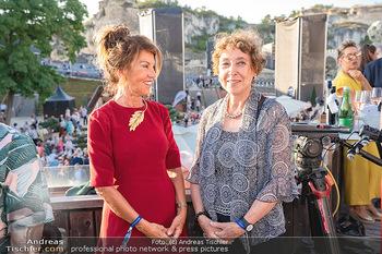 Premiere Turandot - Steinbruch St. Margarethen, Burgenland - Mi 14.07.2021 - Brigitte BIERLEIN, Helene VON DAMM68